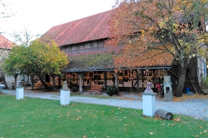 Ausstellung Klosterhof Brunshausen
