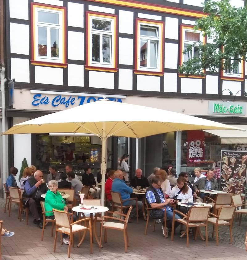 Eiscafe Zotta Osterode