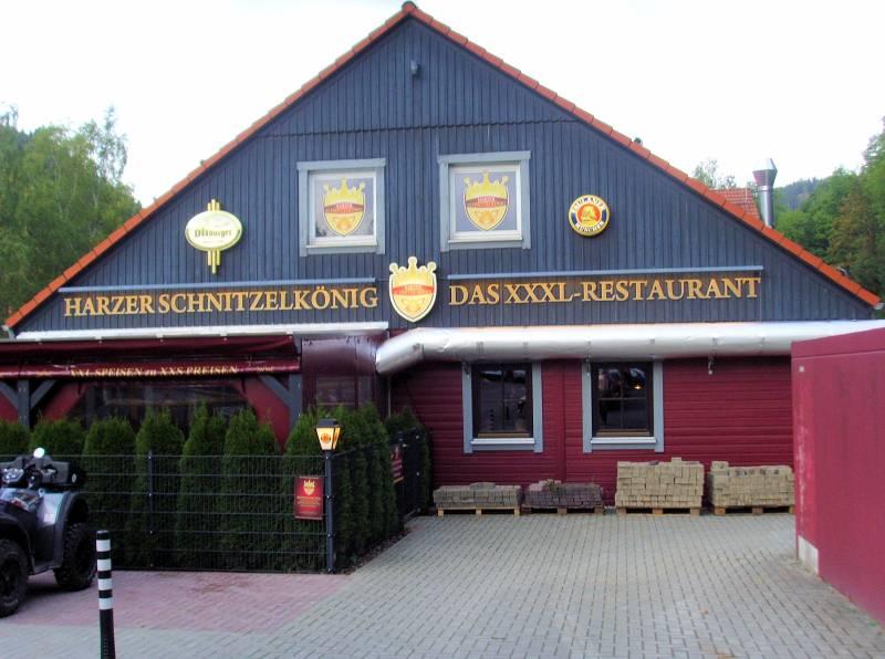 Harzer Schnitzelkönig Lautenthal