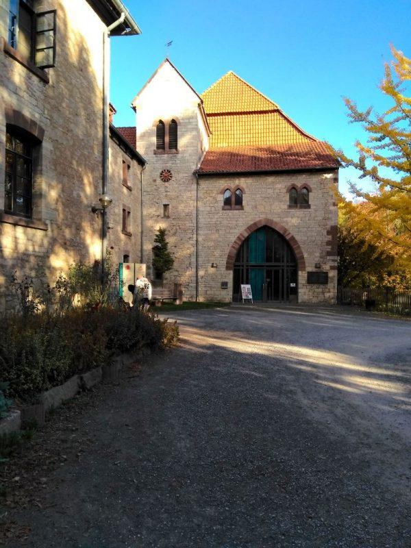 Kloster Brunshausen Eingang