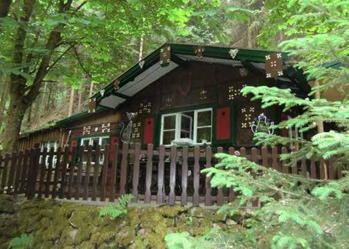 Märchengrund Bad Sachsa Hexenhaus