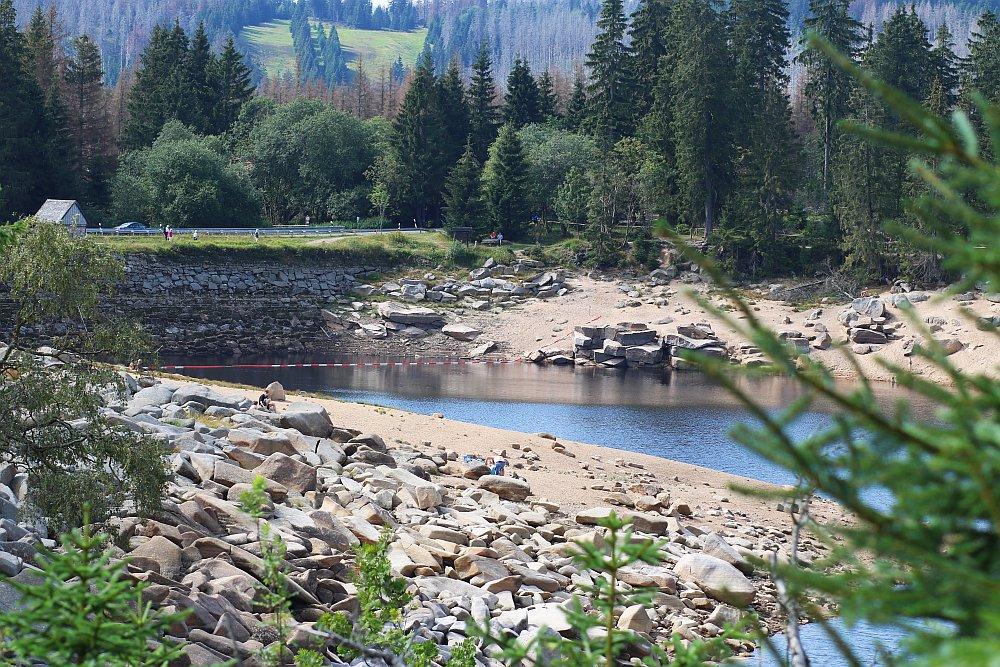 Oderteich Harz Badesee