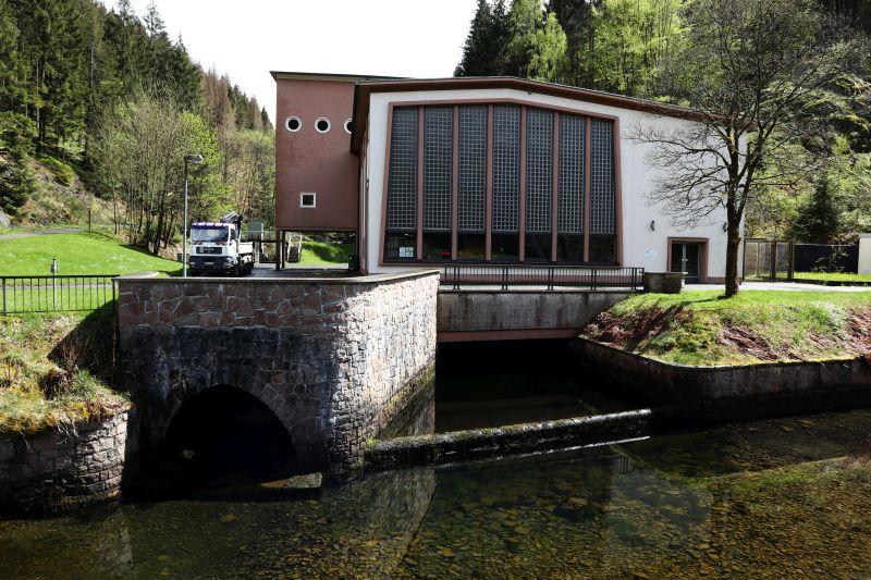 Okerkraftwerk Romkerhall