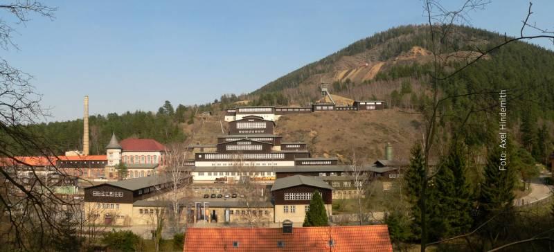 Rammelsberg_Bergwerksanlagen Foto Axel Hindemith