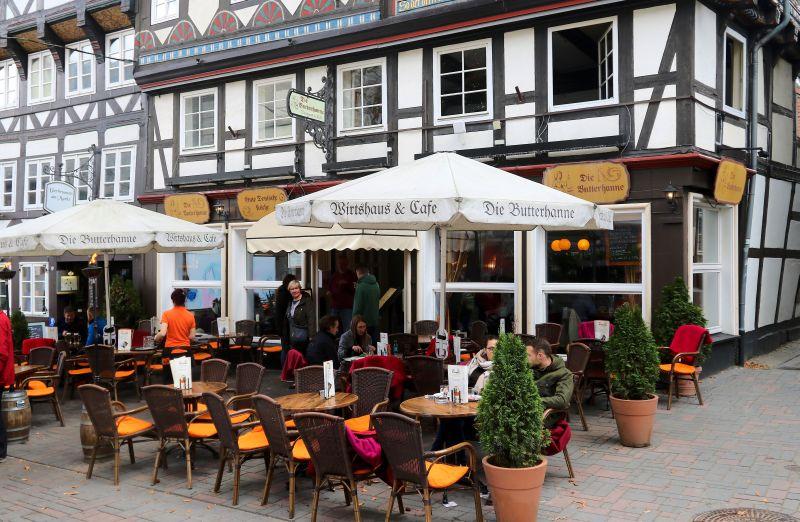 Restaurant Butterhanne Goslar Harz