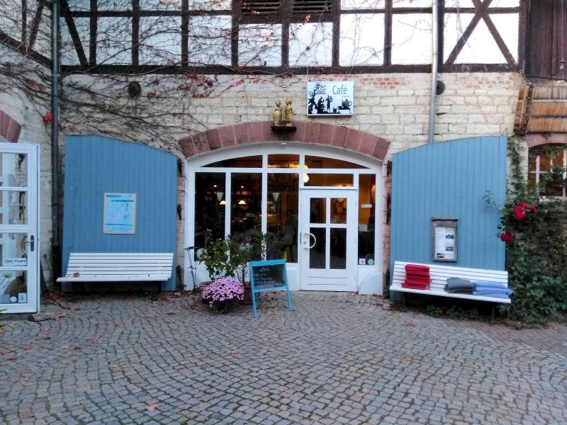 cafe im Klosterhof Brunshausen