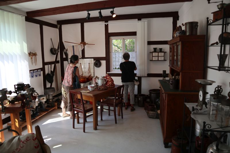 heimatmuseum gittelde küche