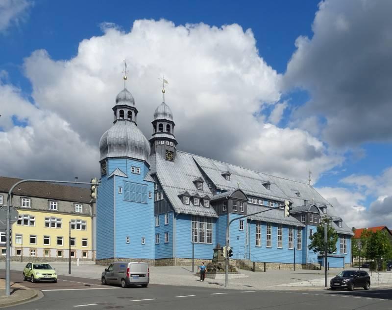 marktkirche clausthal zellerfeld